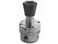 High-Sensitivity, Spring-Loaded Back-Pressure Regulators - LBS4 Series